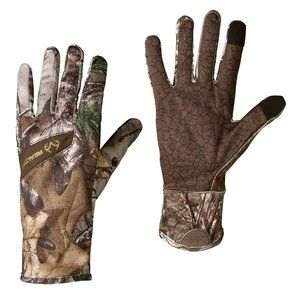 Realtree Xtra Men's Light Weight Gloves L-XR
